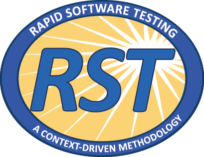 Rapid Software Testing Coursebook Cover